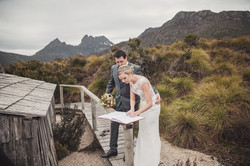 Adam & Jess - Cradle Mountain