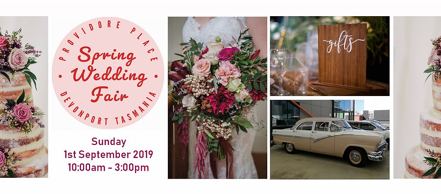 Spring Wedding Fair - Providore Place 20