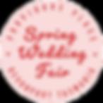 Spring Wedding Fair round logo - 425 x 4