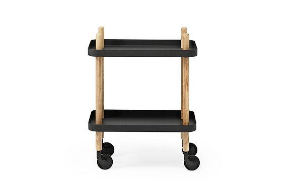 normann / BlockTable - Black