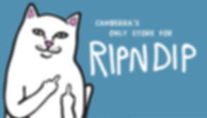 Canberras Only Store For Rip n Dip