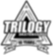 Trilogy Skateboards 10 Years Logo