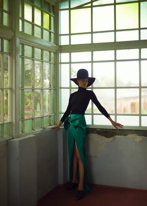 Cosima Fritz for Vogue Czech