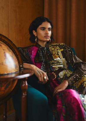 Priscilla Cheseaux for Marie Claire Arabia