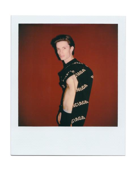 Nick Flatt for The Fashionisto