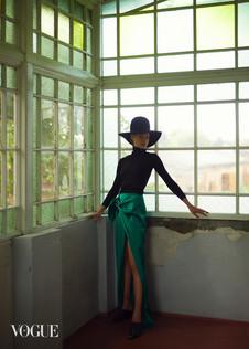 Cosima Fritz for Vogue