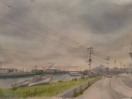 9月1日から新宿区のギャラリーで作品展