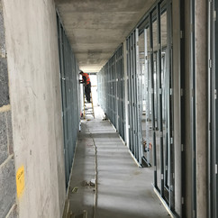 Partitioning & Dry Lining