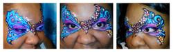 Butterflower swirl