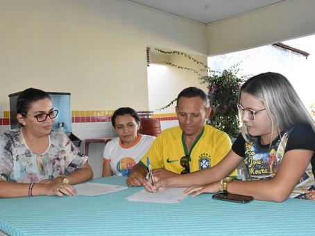 Pisada do Sertão recebe o apoio de família voluntária