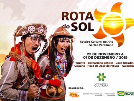 A força para realizar o maior evento cultural do sertão paraibano.