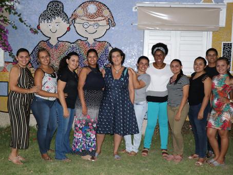 Equipe da Pisada do Sertão recebe consultoras do Instituto Fonte