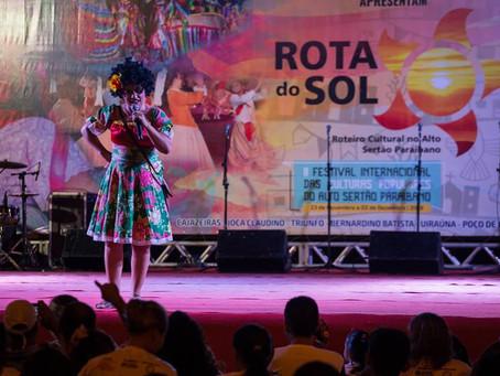 Rota do Sol movimenta cenário cultural do alto sertão paraibano