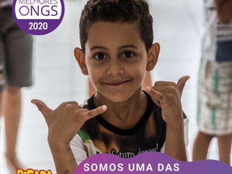 Organização Social do sertão paraibano está entre as 100 melhores ONGs do Brasil.