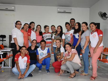 Associação Cultural Pisada do Sertão promove Ciranda de Saberes junto com a EMEIF Professor Francisc