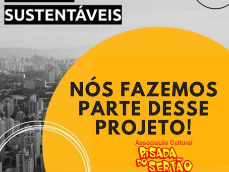 Pisada do Sertão é escolhida para integrar 1º Mapa Cidades Sustentáveis