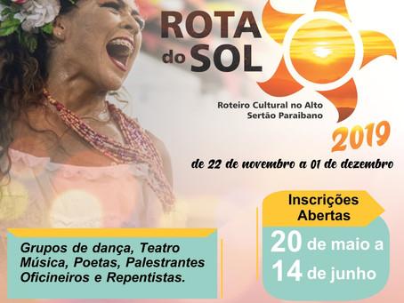 Inscrições abertas para o maior evento cultural do sertão paraibano.