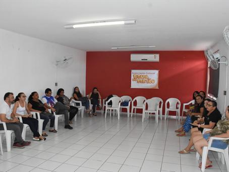 Encontro de parceiros promove o diálogo sobre o trabalho em rede.