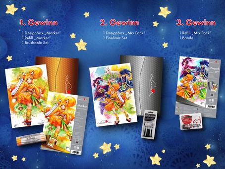 Luma ist Hauptsponsor in der Fanart-Rubrik/AnimaniA: Mitmachen und tolle Preise gewinnen!