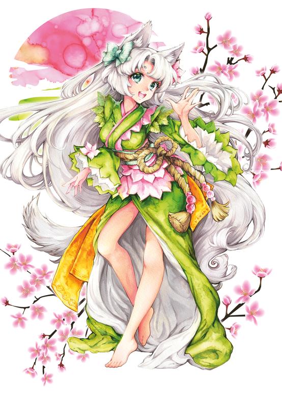 Luma Poster A3 hoch Kumiko