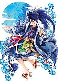 Luma Poster mit Tatsuro Motivdruck 4c in A3 hoch
