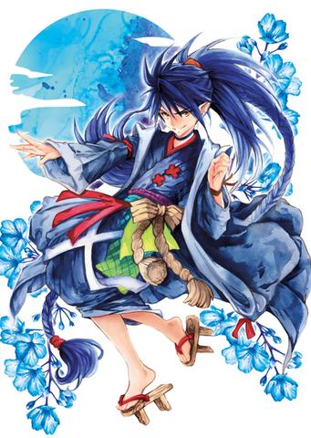 Luma Poster A3 hoch Tatsuro