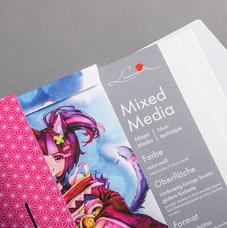 "Luma Designbox ""Mixed Media"" – geöffnet"