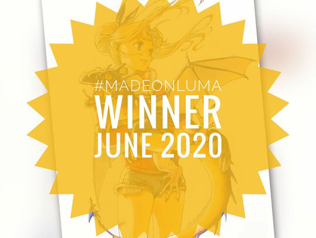 Made On Luma - Gewinner des Monats Juni