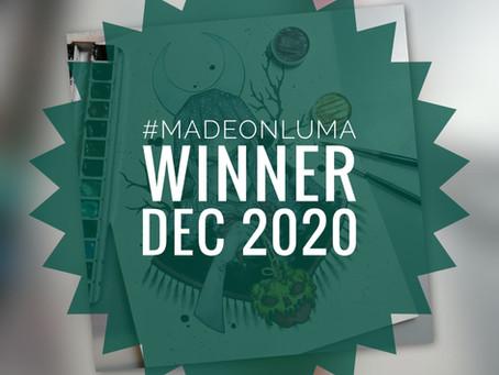 Made On Luma - Gewinner des Monats Dezember