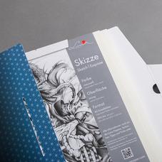 """Luma Designbox """"Skizze"""" – geöffnet"""