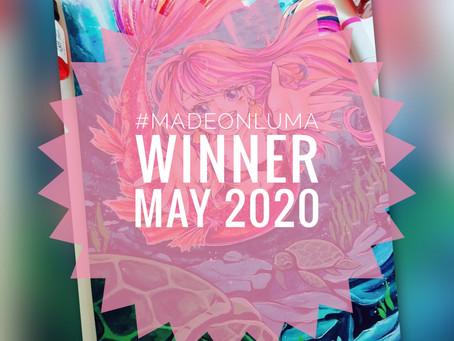 Made On Luma - Gewinner des Monats Mai