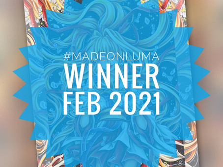 Made On Luma - Gewinner des Monats Februar