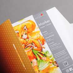 "Luma Designbox ""Marker"" - geöffnet"