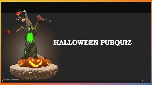 Pubquiz Halloween