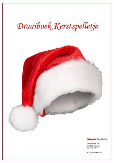 Draaiboek Spel Kerstmis