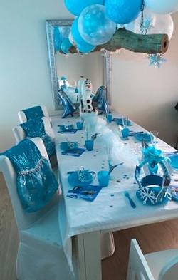 frozen tafel