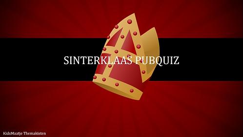 Pubquiz Sinterklaas