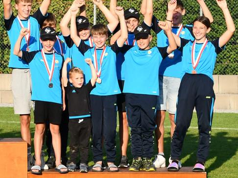 Podestplatz an den Schweizermeisterschaften für Diepoldsauer U14