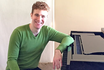 Me also at the piano
