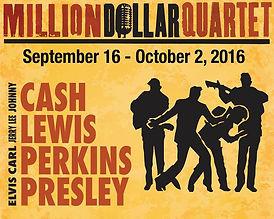 Million Dollar Quartet at the Actors Theatre of Indiana