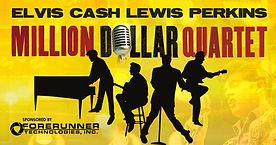 Million Dollar Quartet at the Argyle Theatre