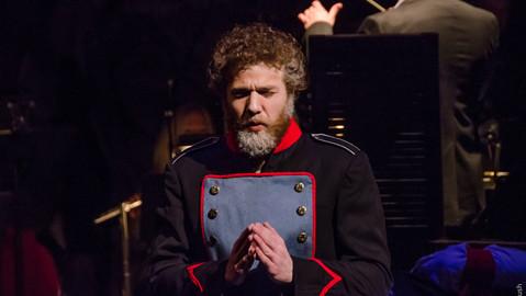 Jean Valjean - LES MISÉRABLES