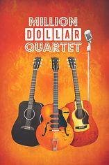 Million Dollar Quartet at the GEVA Theatre Center