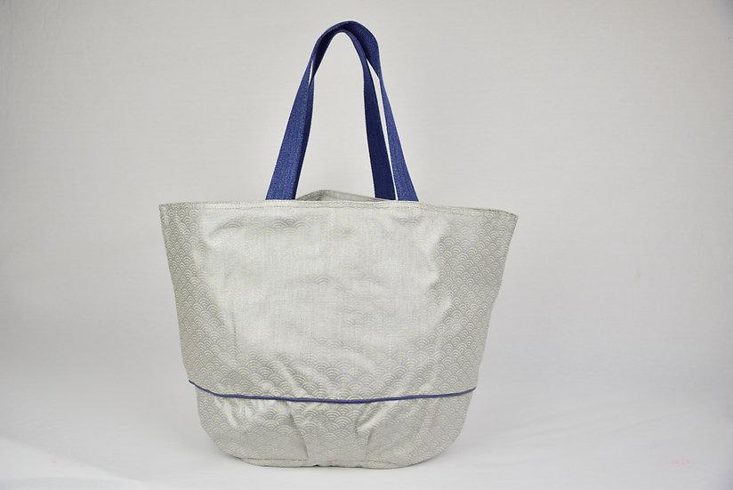 "Handbag Emma - ""Sushi silver"""