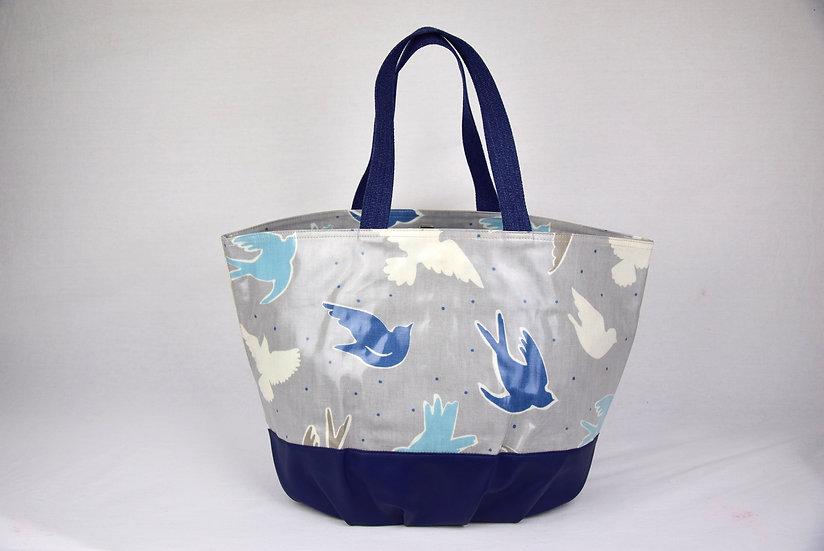 """Handbag Emma - """"Flying birds"""""""