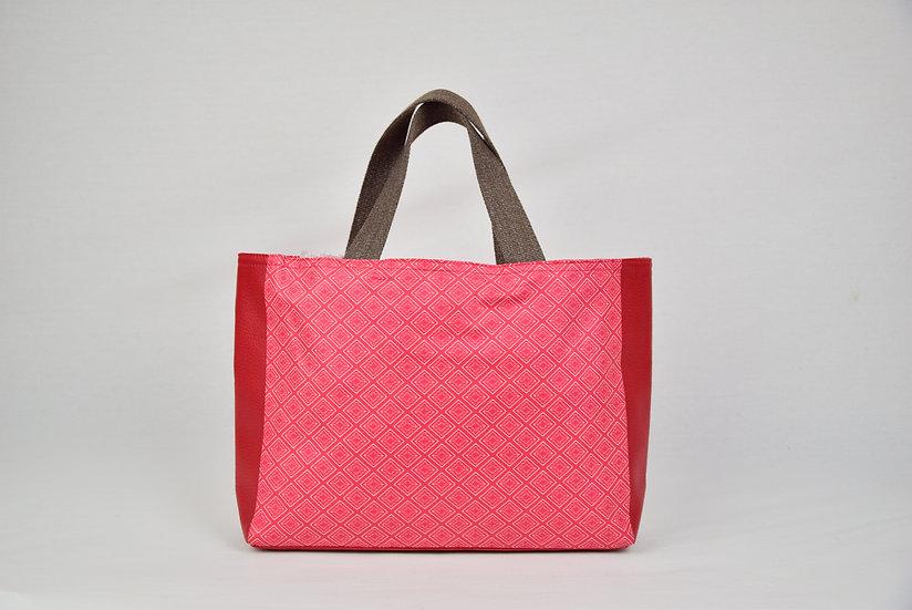 """Handbag Anais - """"Diane red"""""""