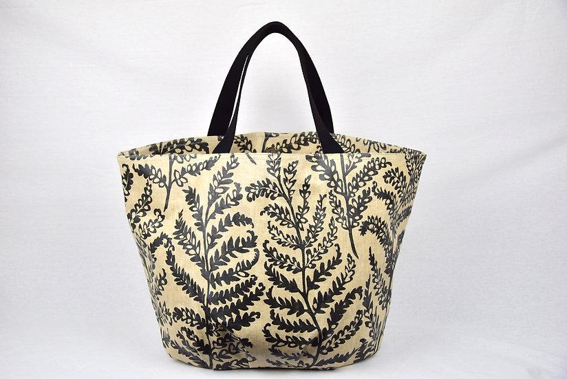 """Handbag Emma - """"fern black"""""""