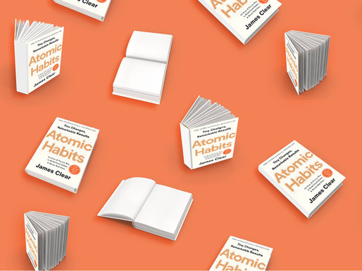 Book Review – Atomic Habits