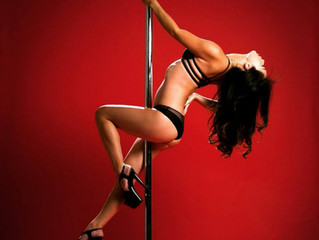 Strippers and musicians....an age-old pairing.