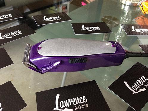 Alena Purple w/Silver Sparkle Faceplate